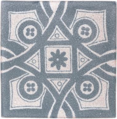 Capannina Handmade Siena Ceramic Tile