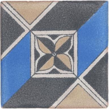 Leocorno Handmade Siena Ceramic Tile