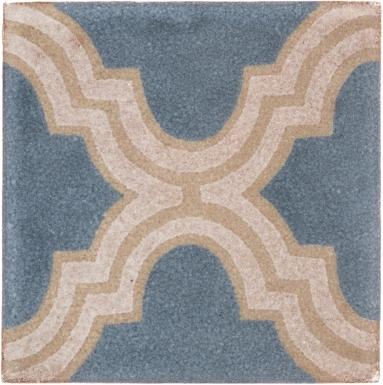 Vignali Handmade Siena Ceramic Tile