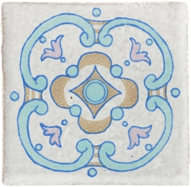 Arbia Handmade Siena Ceramic Tile