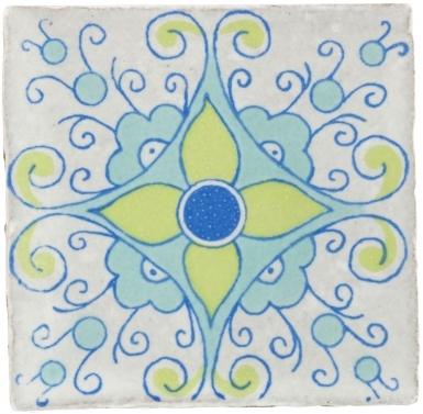 Galenda Handmade Siena Ceramic Tile