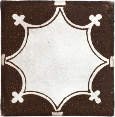 Arezzo Handmade Siena Ceramic Tile
