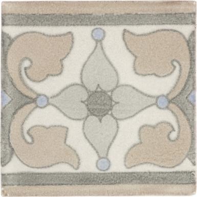 Alanis 1 Handmade Siena Vetro Ceramic Tile