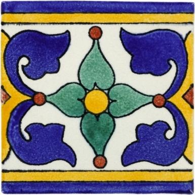 Alanis 2 Handmade Siena Vetro Ceramic Tile