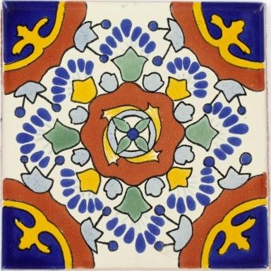 Blue Valle Dolcer Ceramic Tile