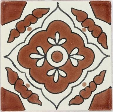 Chestnut Toledo Dolcer Ceramic Tile