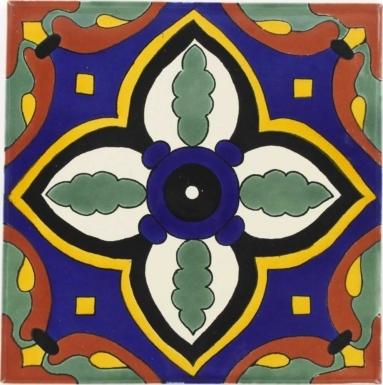 Livorno Sevilla Handmade Ceramic Floor Tile