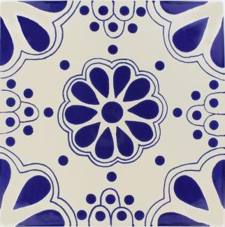 Sevilla Handmade Ceramic Floor Tile