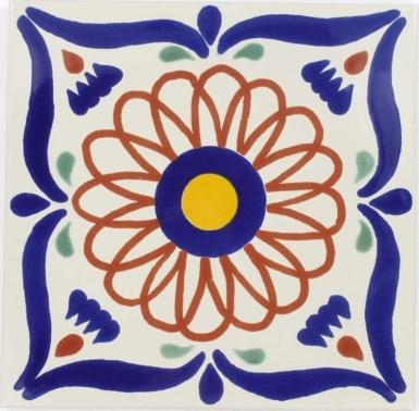 Universe Sevilla Handmade Ceramic Floor Tile