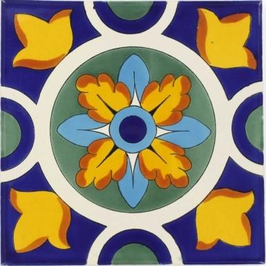 Alcora Sevilla Handmade Ceramic Floor Tile