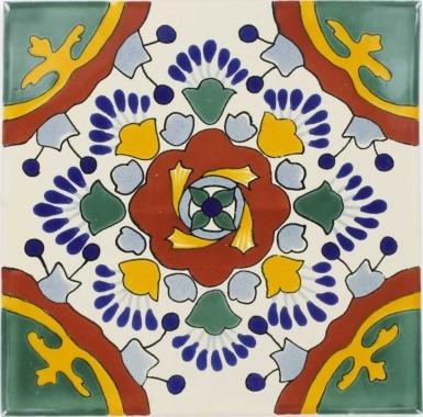 Valle Sevilla Handmade Ceramic Floor Tile
