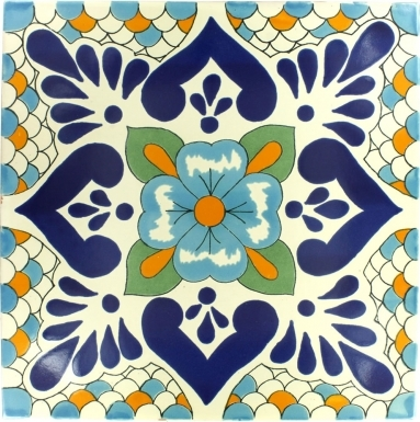 Polanco 2 Sevilla Handmade Ceramic Floor Tile