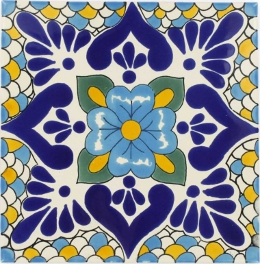Polanco 2 Sevilla Handmade Ceramic Floor Tile