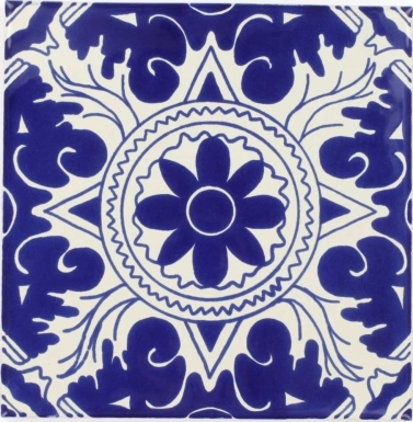 Compass Sevilla Handmade Ceramic Floor Tile