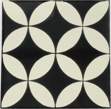 Prisme Sevilla Handmade Ceramic Floor Tile