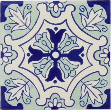 Palmar 2 Sevilla Handmade Ceramic Floor Tile