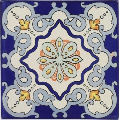 Miraflores Sevilla Handmade Ceramic Floor Tile