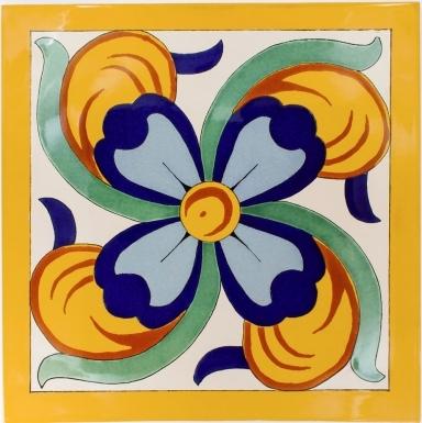 Bari Sevilla Handmade Ceramic Floor Tile