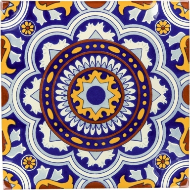 Royal 2 Sevilla Handmade Ceramic Floor Tile