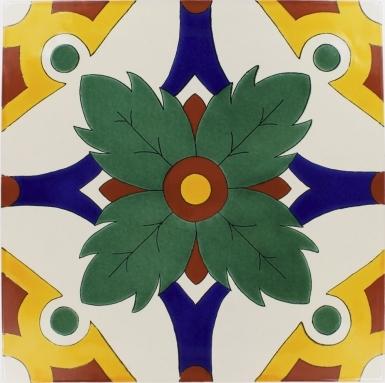 Monteroni Sevilla Handmade Ceramic Floor Tile