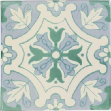 Palmar Sevilla Handmade Ceramic Floor Tile