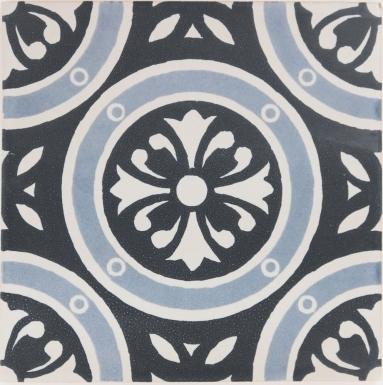 Marroco Matte Sevilla Handmade Ceramic Floor Tile