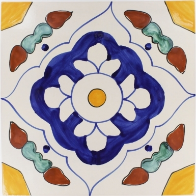 Guadalajara Sevilla Handmade Ceramic Floor Tile