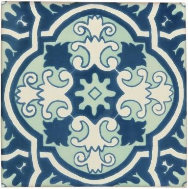 Santillana Sevilla Handmade Ceramic Floor Tile
