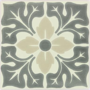 Lucerna 1 Sevilla Handmade Ceramic Floor Tile