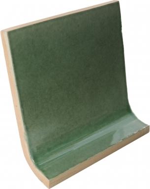Cove Base: Hunter Green - Dolcer Ceramic Tile