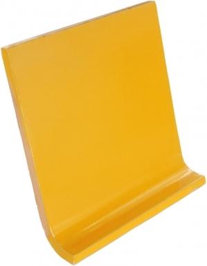 Cove Base: Yellow Ochre - Dolcer Ceramic Tile