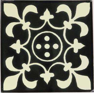 Trevi 1 Sevilla Handmade Ceramic Floor Tile