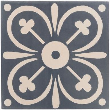 Santiago 2 Matte Sevilla Handmade Ceramic Floor Tile