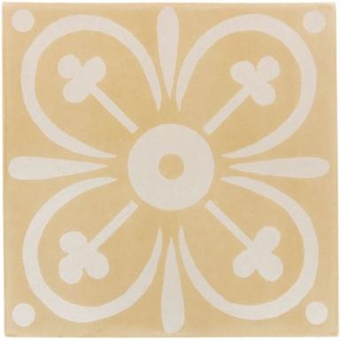 Santiago 3 Matte Sevilla Handmade Ceramic Floor Tile