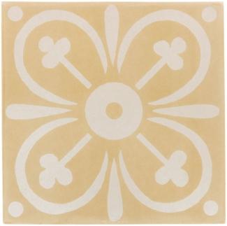 Matte Sevilla Handmade Ceramic Floor Tile