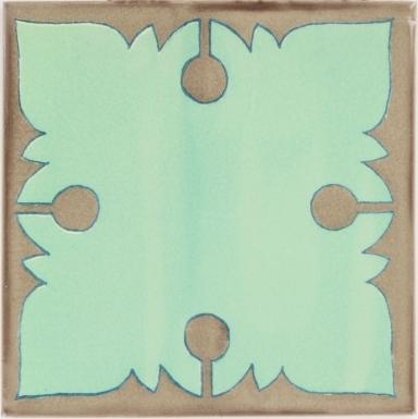 Canaria 3 Sevilla Handmade Ceramic Floor Tile