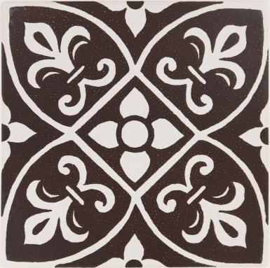 Montserrat 2 Matte Sevilla Handmade Ceramic Floor Tile
