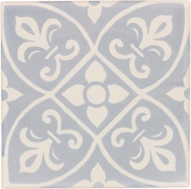Montserrat 3 Matte Sevilla Handmade Ceramic Floor Tile