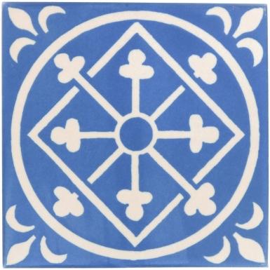 Mont Blanc 3 Matte Sevilla Handmade Ceramic Floor Tile