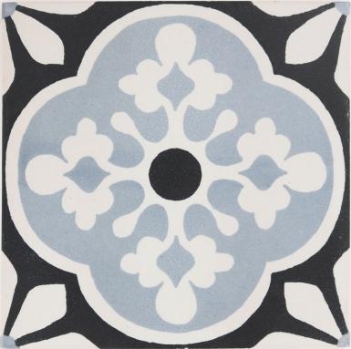 Garnier Matte Sevilla Handmade Ceramic Floor Tile