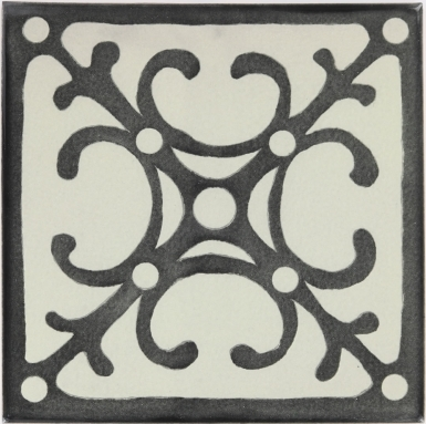 Catalunia 1 Sevilla Handmade Ceramic Floor Tile