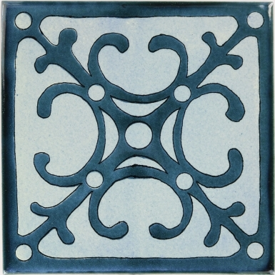 Catalunia 2 Sevilla Handmade Ceramic Floor Tile