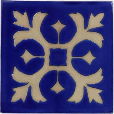 Corniglia 1 Sevilla Handmade Ceramic Floor Tile