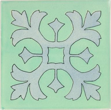 Corniglia 2 Sevilla Handmade Ceramic Floor Tile