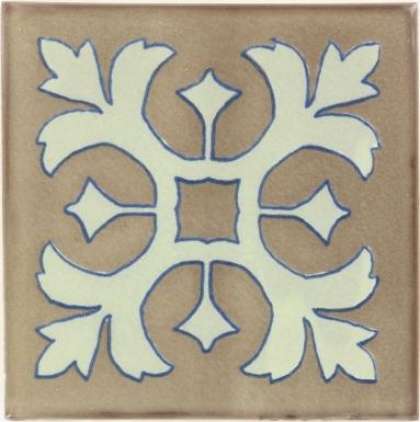 Corniglia 3 Sevilla Handmade Ceramic Floor Tile