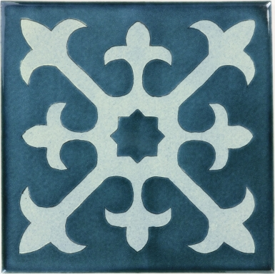Vernazza 1 Sevilla Handmade Ceramic Floor Tile