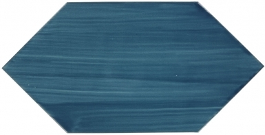 Brushed Sea Blue Arrow - Dolcer Ceramic Tile