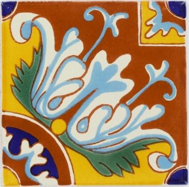 Romanesco 3 Dolcer Ceramic Tile