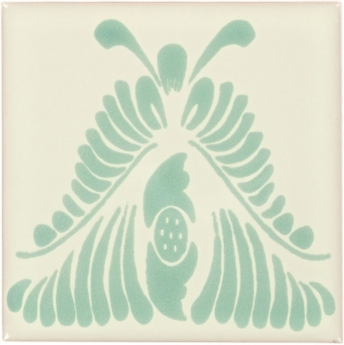 Leitza Green Dolcer Ceramic Tile
