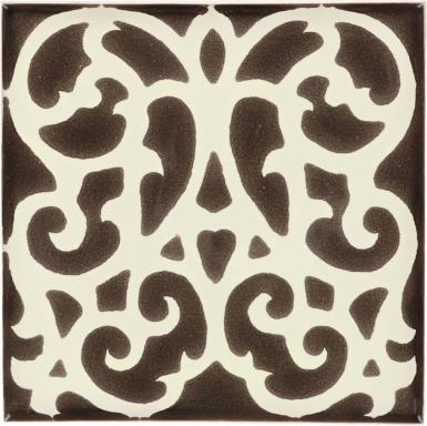 Suzzara Brown Dolcer Ceramic Tile